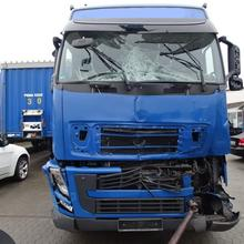 Кабина Volvo FH 13 Globetrotter Unfall L2H2